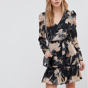 NWT ASOS Parisian Floral Dress